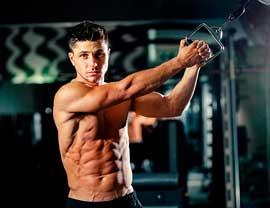 Definire muscoli
