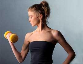 Tonificazione muscoli