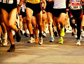 Preparare media maratona
