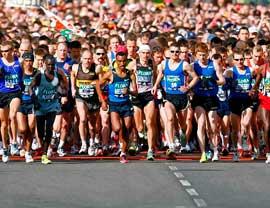 Preparare maratona