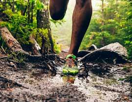 Preparare trail running