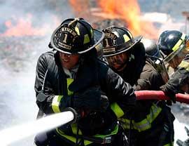 Prove fisiche  vigili del fuoco