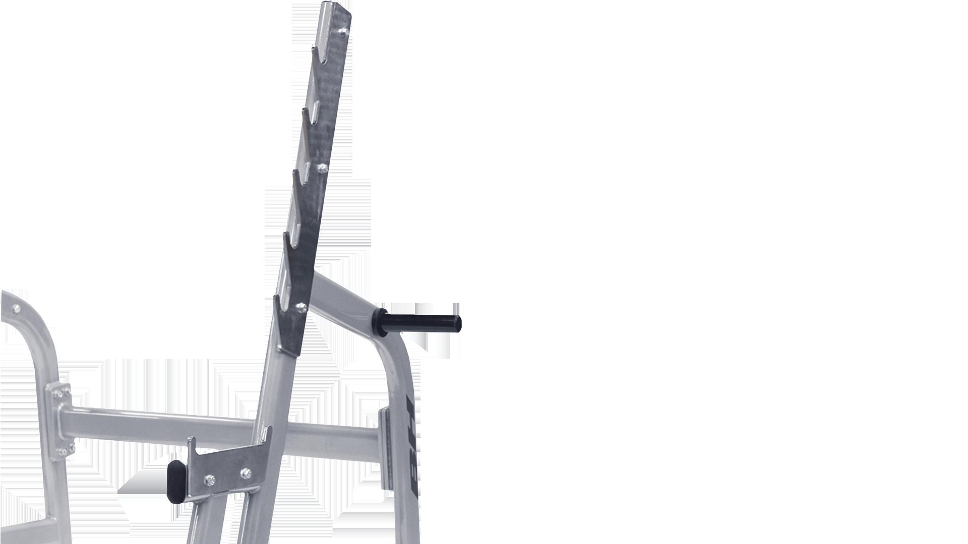 Gabbia per squat L845