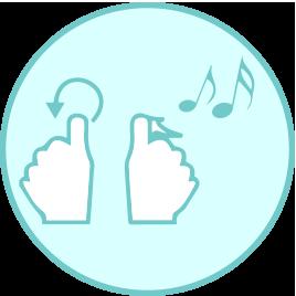 Función musica