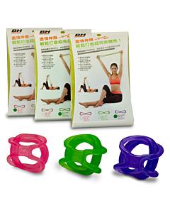 Pack gomas estiramientos y fuerza BF01